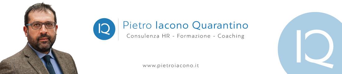 Pietro Iacono Quarantino: Consulenza HR - Formazione - Coaching