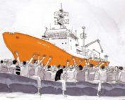 Salvezza, il graphic novel di Marco Rizzo e Lelio Bonaccorso